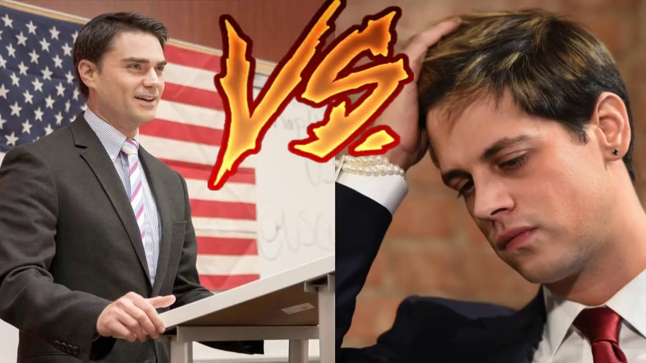Ben Shapiro Vs Milo Yiannopoulos Attacking Each Other + Dave Rubin And Steven Crowder