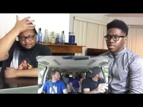 'Driving Stereotypes ft. Dale Jr' REACTION!!!!!