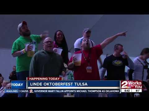 39th Annual Linde Oktoberfest Tulsa Kicks Off