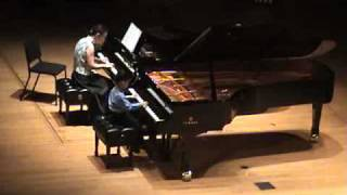 Haydn Piano Concerto in F major by Richard Gao (5 years old)