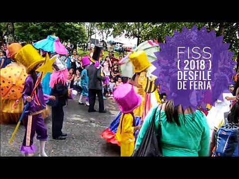 Desfile de la Feria Internacional de San Sebastián (FISS 2018)