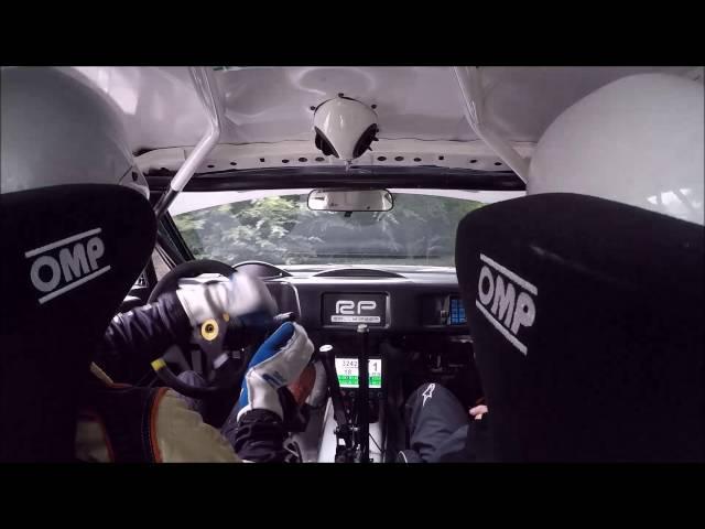Rally Prep GT86 CS-R3 at Goodwood Festival of Speed 2016