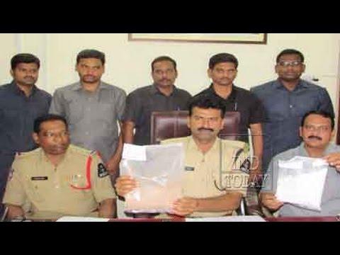 Drug peddler held, 1 kg brown sugar/mandrax seized in old city hyderabad