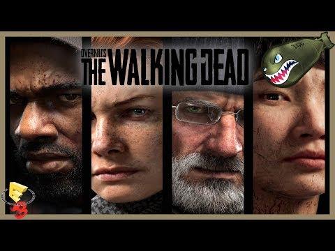 Overkill's The Walking Dead  Meet, Aidan, Maya, Grant, & Heather Overkill's The Walking Dead