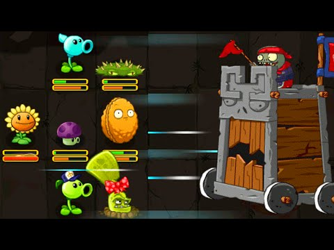 Plants vs. Zombies 2 ONLINE - Team Plants vs Zombies Part 5 (PvE)