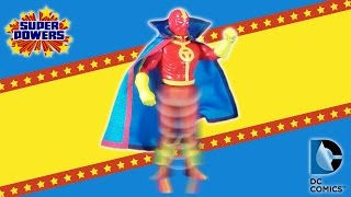 KENNER SUPER POWERS COLLECTION RED TORNADO REVIEW (eng)