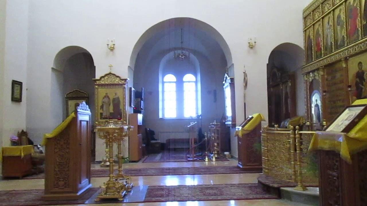 Greek Orthodox monastary in en karim 17 nov 17 west jerusalem