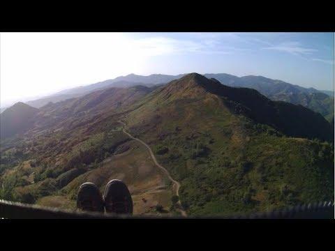 Parapendio - Volo dei Casoni di Suvero (SP)