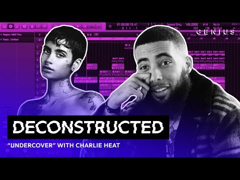 """The Making Of Kehlani's """"Undercover"""" With Charlie Heat 