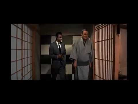 You Only Live Twice (1967) - Mr Henderson and road to Osato Chemicals