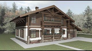 Альпийский стиль шале в архитектуре(Стиль шале в архитектуре, альпийский стиль в архитектуре, коттеджи в стиле шале (альпийском стиле) JOIN VSP..., 2015-09-28T18:24:27.000Z)