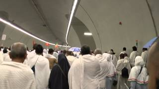 Mina - Tunnel To Jamarat