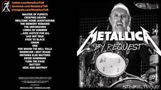Metallica - Fade To Black [Live İstanbul] 13.07.2014 @MetallicaTUR 9/18