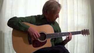 "Kim Simpson - ""Las Coronelas"" - Tex Mex Guitar"