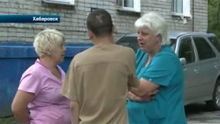 В Хабаровске пациент больницы жестоко избил хирурга, который оказывал ему помощь