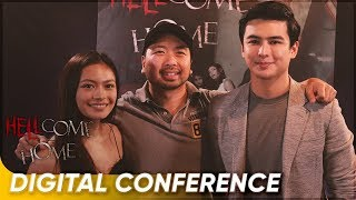 Digital Conference | Direk Bobby Bonifacio Jr., Gillian Vicencio, TeeJay Marquez | 'Hellcome Home'
