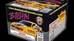 DM5313 Bitchin' Camaro 500G Cake By Dominator Fireworks