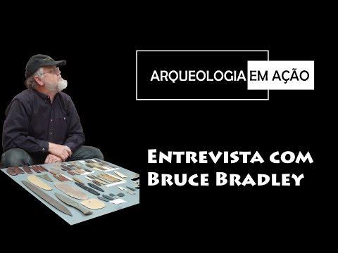 Episódio #10 - Povoamento das Américas, com Dr. Bruce Bradley