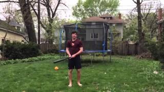 Sean Dunn Dizzy Dinger Challenge