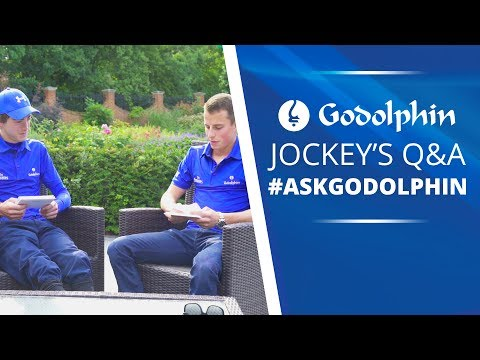 William Buick & James Doyle Answer Fans' Questions #askteamgodolphin