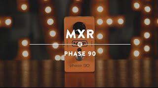 MXR Phase 90 | Reverb Demo Video