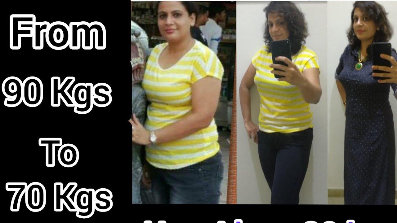 90 Kilo Woman