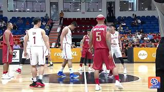 Full Game Highlight Sea Games Basket Putra Indonesia vs Singapura 2017