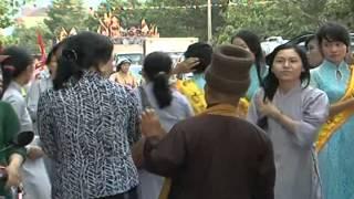 Le Phat dan chua Vinh Phong 2014, Sara Ham Duc (video 3_4)