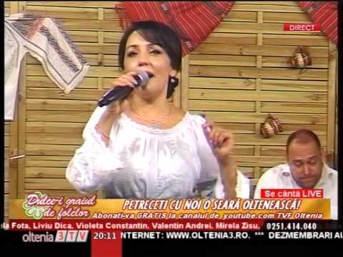 Paula si Sorin Butusina - Super COLAJ LIVE de muzica populara Nou 2015 avi