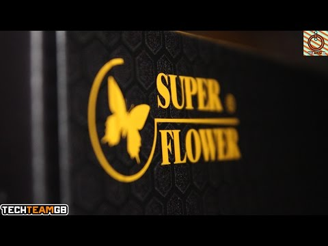 Super Flower Leadex 550W PSU Overview