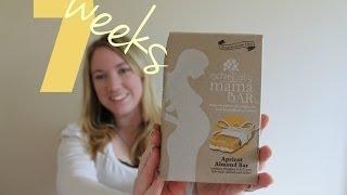 7 Weeks Pregnant Baby # 2  | Ivf Pregnancy {mamma Bars}