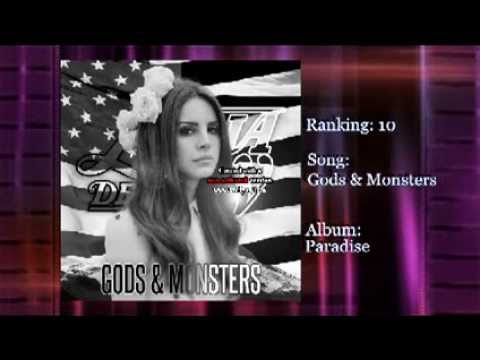 ✯ Top 25 ✦ Lana Del Rey ✦ Greatest Songs ✯ ✹2013✹ Videos De Viajes