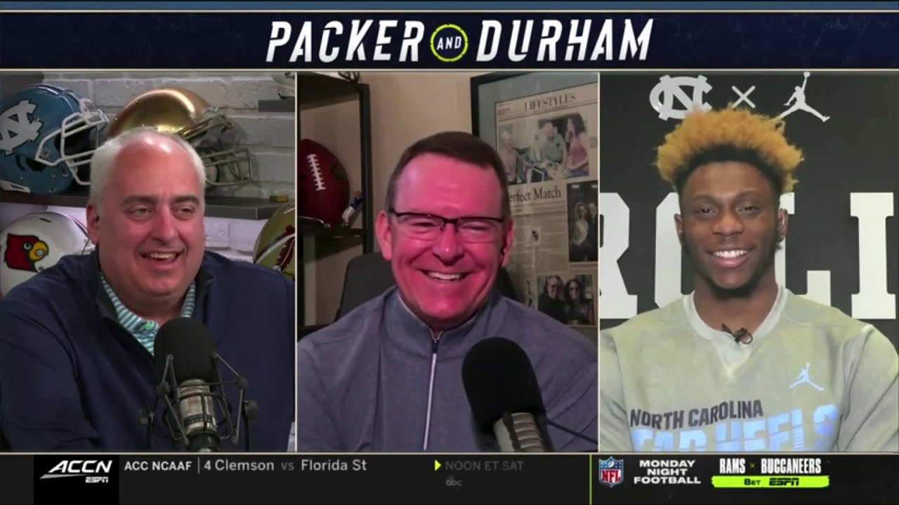 Video: Dyami Brown Interview On Packer and Durham Show