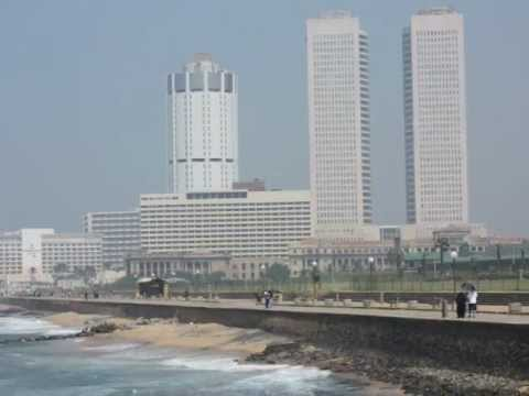 Trip to Sri Lanka Part 2 - City of Colombo