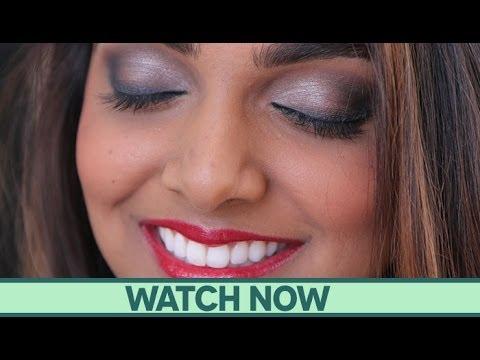 Smashbox Shape Matters Makeup Tutorial Starring Deepica