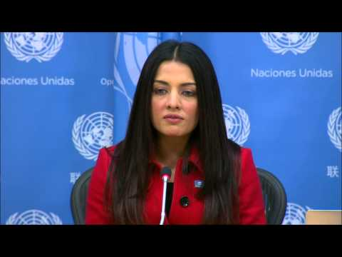 "At UN, Celina Jaitly Tells ICP India's Section 377 Is ""Colonial,"" Victorian England Cited"