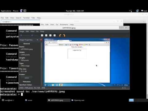Clase10 Backtrack y Kali GNU/linux