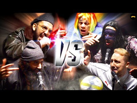 OLD RAP VS NEW RAP (Ft Maskey, Jhon Rachid, Mister V, Freddy Gladieux, Aaram Anis)