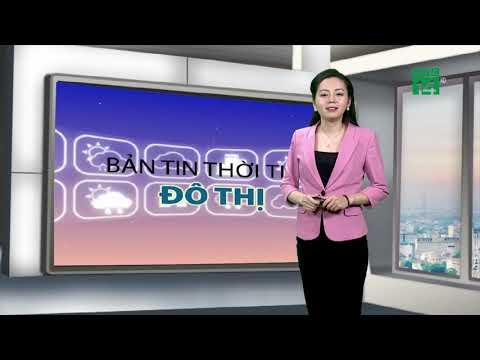 Thời tiết các thành phố lớn 06/03/2019: Hà Nội có mưa nhỏ do tác động của không khí lạnh | VTC14