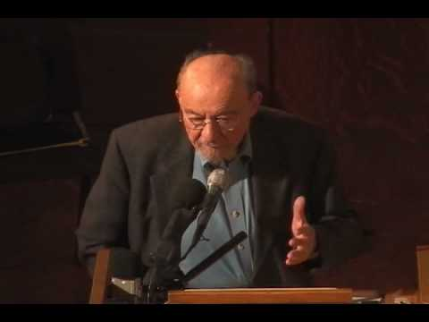 Peter Weiss speaks about the Gaza Massacre by Israel
