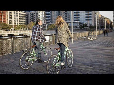Hong Kong joins bike-sharing trend