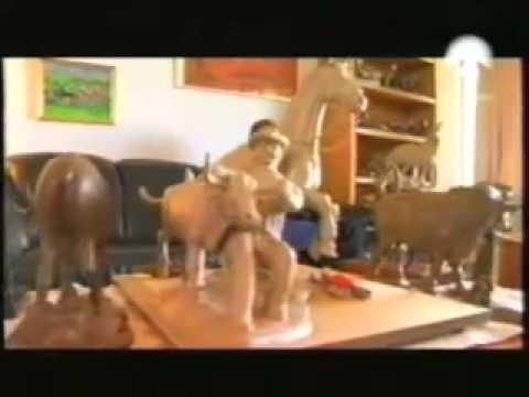 Alonzo Clemons  Savant escultor