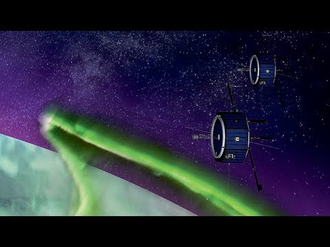 Mission Van Allen Probes of NASA and FIREBIRD II discover origins Whistling Space Electrons