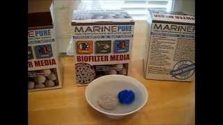 """Marine Pure 1.5"""" Ceramic Bio Media"""