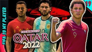 2022 WORLD CUP BEGINS! | FIFA 20 My Player Career Mode w/GTA Roleplay | Episode #19