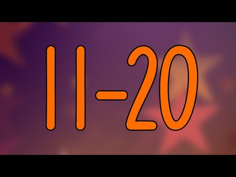 Counting In Spanish 11-20 | Jack Hartmann