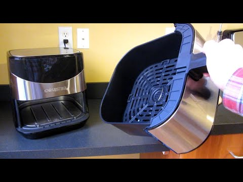 gourmia-air-fryer-|-the-good,-the-bad-|-6-quart-review