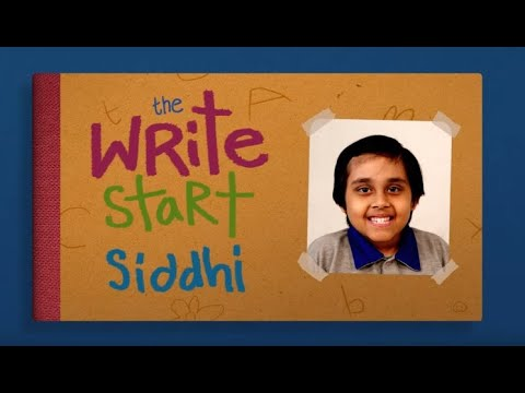 Presenting Story #2: The Right Start,  Siddhi