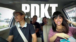 Nguber sama yang lagi PDKT Jakarta Bandung Bukan Soal :D