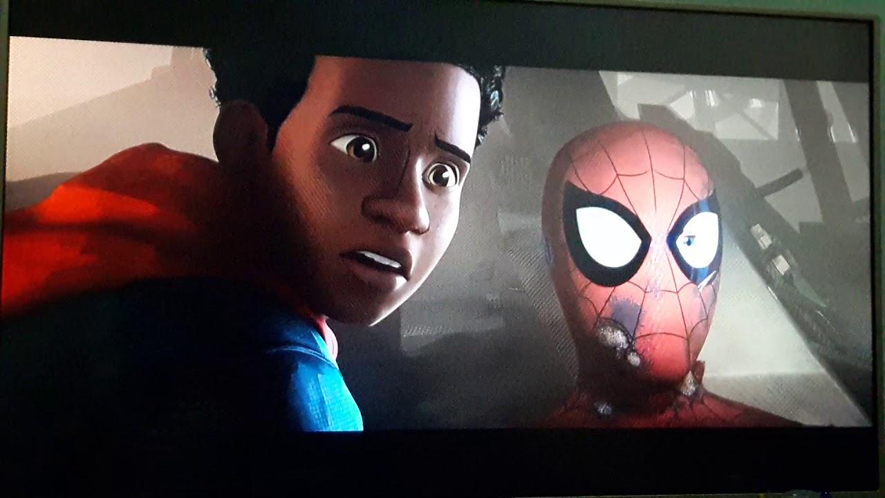 spider man new génération dead peter parker  youtube